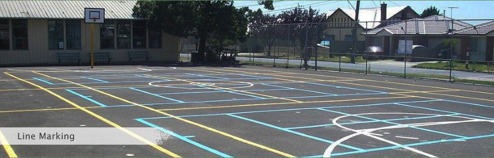 Suburban Coatings professional line marking services Melbourne